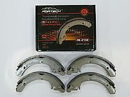 Колодки тормозные задние FB-2102 (ВАЗ 2108-2112)